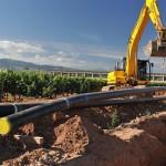 En julio se terminará la construcción de plantas de regasificación en el sur