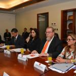 CAPECO y entidades del estado analizaron los beneficios de contratos Fidic y junta de resolución de conflictos